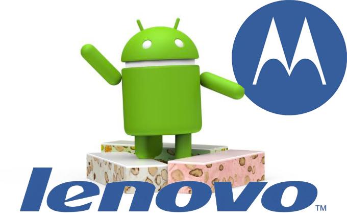 Android 7.0 Nougat - Lenovo/Motorola libera lista de telefones aptos a atualizar
